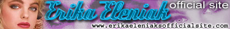 Erika Eleniak's Official Site