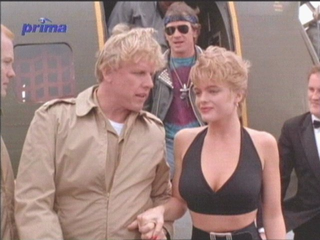 Erika Eleniak By Elman Images Under Siege Captures